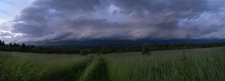 Roztoczański atlas chmur
